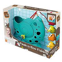Детская механическая игрушка Рыбопрятки;18М