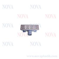Трап линейный нержавеющая сталь 70х200 5070 Nova (Турция)