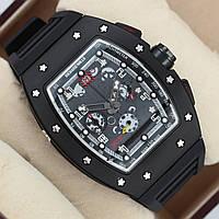 Мужские  часы  Richard Mille RM011 FM кварцевый хронограф