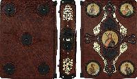 Библия с иконами Издана по благословению Патриарха Московского и всея Руси Алексия II