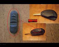 Кнопки (резинка) выкидного ключа Peugeot Пежо Citroen Ситроен Фиат