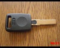 Ключ заготовка Audi