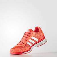 Adidas Кроссовки женские для бега adizero Adios 3 AQ2433 яркие - 2016/2