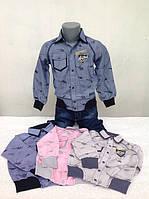 Модная рубашка для мальчиков Вертолеты