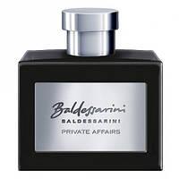 Baldessarini Private Affairs - Балдессарини Приват Аффаирс (лучшая цена на оригинал в Украине) туалетная вода, Объем: 90мл ТЕСТЕР