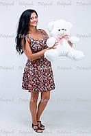 Большой плюшевый мишка, медведь Томми 50см белый