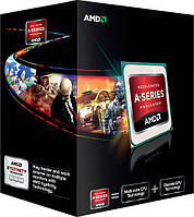 Процессор AMD FM2 A6-Series X2 5400K (3.60GHz,1MB,65W,FM2) Box, Black Edition, Radeon TM HD 7540D
