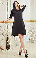Стильное молодежное платье Сапфира