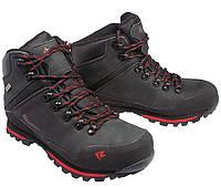 Ботинки осенне-зимние водонепроницаемые кожаные мужские Vemont
