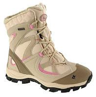 Ботинки зимние водонепроницаемые кожаные женские Vemont