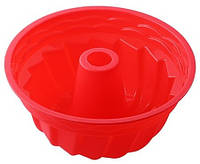 Силиконовая форма для выпечки кекса Empire ЕМ 9815, 22 см