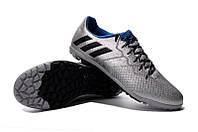 Футзалки Adidas Messi 16.3 TF Silver