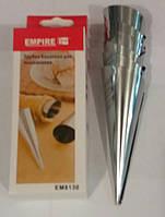 Трубочка конусная для наполнителя 8130, 6 штук