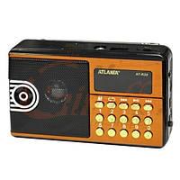 Портативная колонка радиоприемник ATLANFA AT-R20