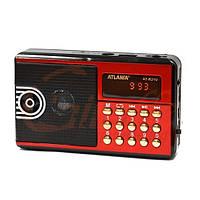 Портативная колонка радиоприемник ATLANFA AT-R21U