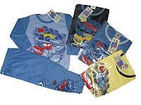Пижама для  мальчиков трикотажная