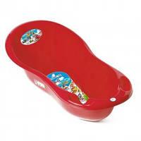 Детская ванночка для купания Cars CS-005 Tega Baby, красная
