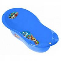 Детская ванночка для купания Cars CS-005 Tega Baby, синяя