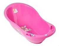 Детская ванночка для купания Princess LP-005 Tega Baby, розовая