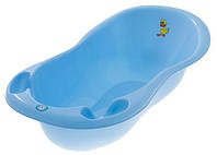 Детская ванночка для купания Balbinka Lux TG-061 Tega Baby, голубая