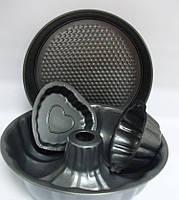 Набор металлических форм для выпечки ЕМ 7087 Empire