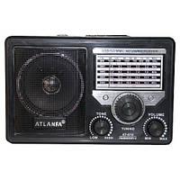 Портативная колонка радиоприемник ATLANFA AT-816