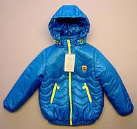 Куртка демисезонная на мальчика, р 110