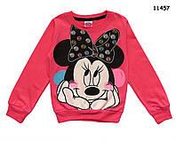 Кофта Minnie Mouse для девочки. 86, 98, 110, 122 см