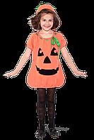 Карнавальный костюм для девочки ТЫКОВКА оранжевый