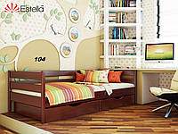 Детская Кровать Нота Бук Щит 104 (Эстелла-ТМ)