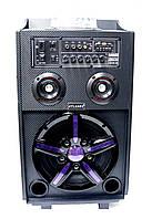Акустическая система  USB + SD + микрофон + дискошар AT-A30
