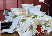 Сатин 1,5-спальное постельное белье с компаньоном ТМ TAG S039