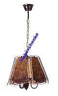 Люстра потолочная на 3 лампы ID-00513