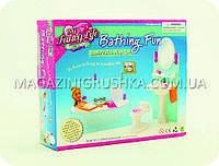 Мебель для кукол «Ванная» 2820