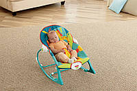 Fisher Price Кресло качалка до 18 кг Infant-To-Toddler Rocker