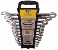 Сталь Набор комбинированных ключей 12 шт Купить Цена