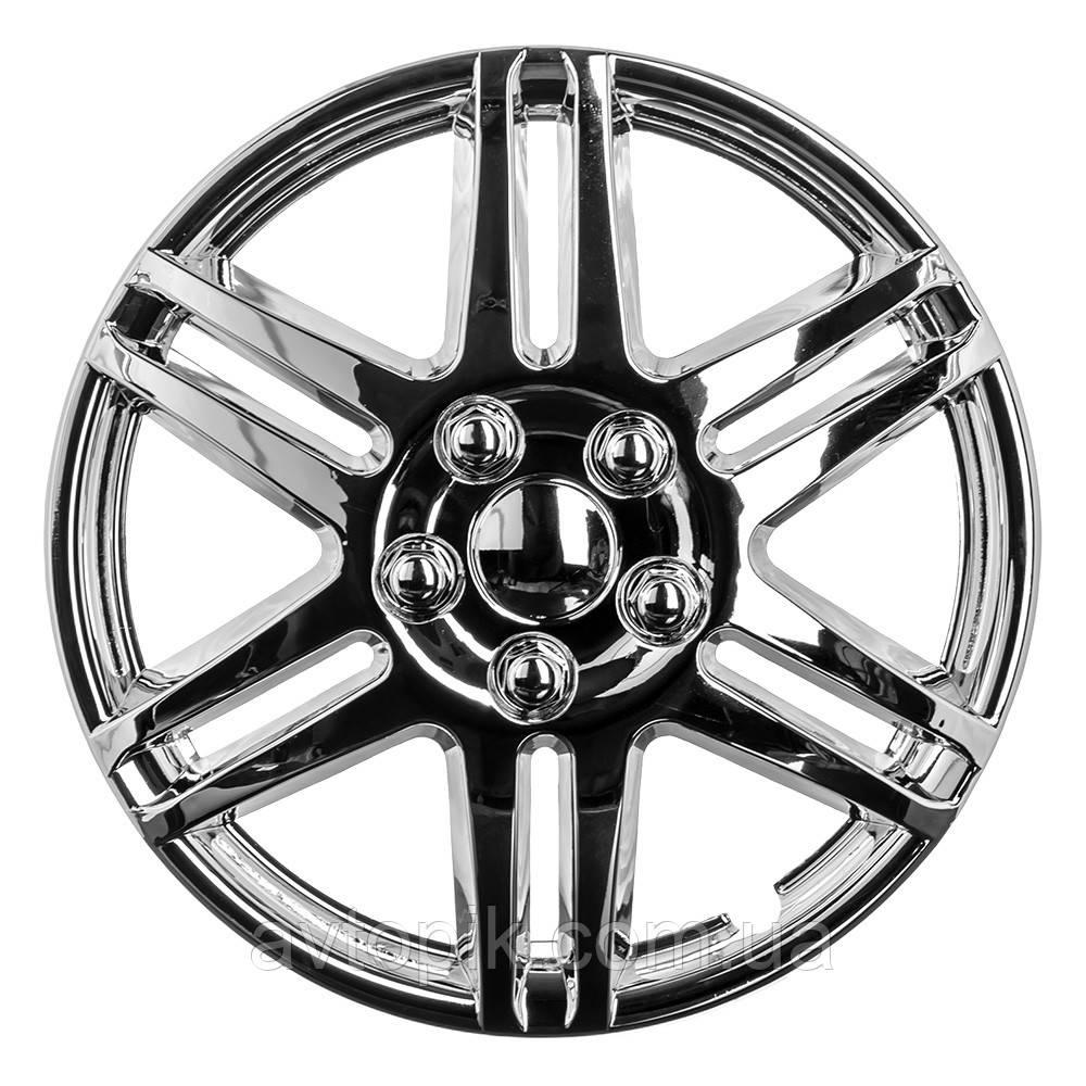 Колпаки колесные хромированные Winjet WJ-5005-C R13 R-3713