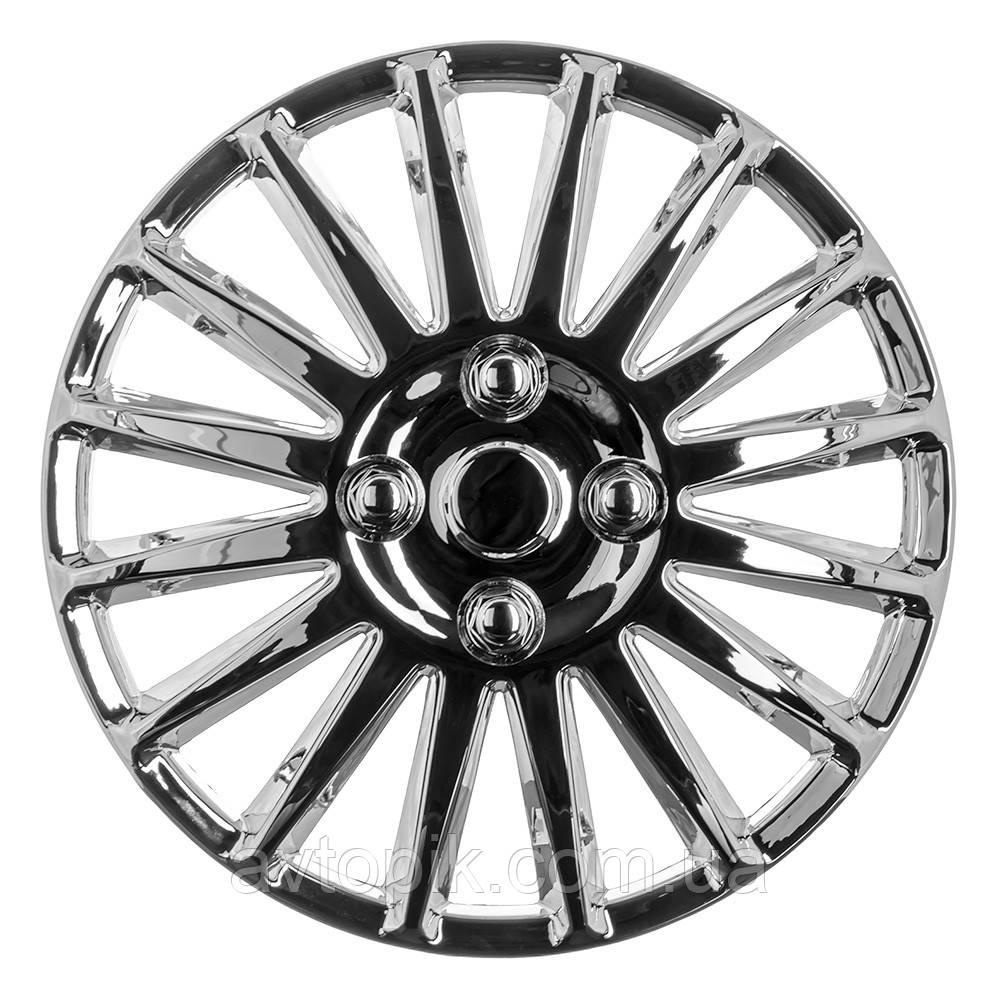 Колпаки колесные хромированные Winjet WJ-5019-C R14 R-3723
