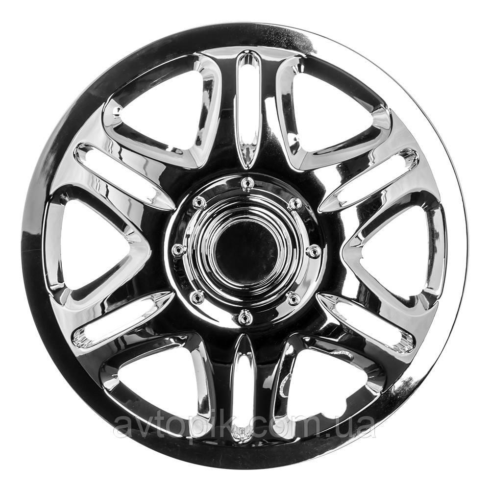 Колпаки колесные хромированные Winjet WJ-5042-C R13 R-3719