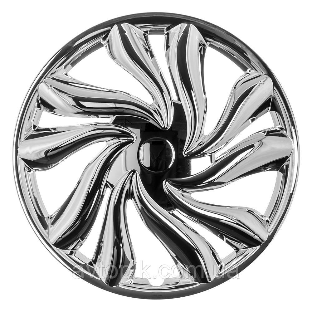 Колпаки колесные хромированные Winjet WJ-5046-C R13 R-3718
