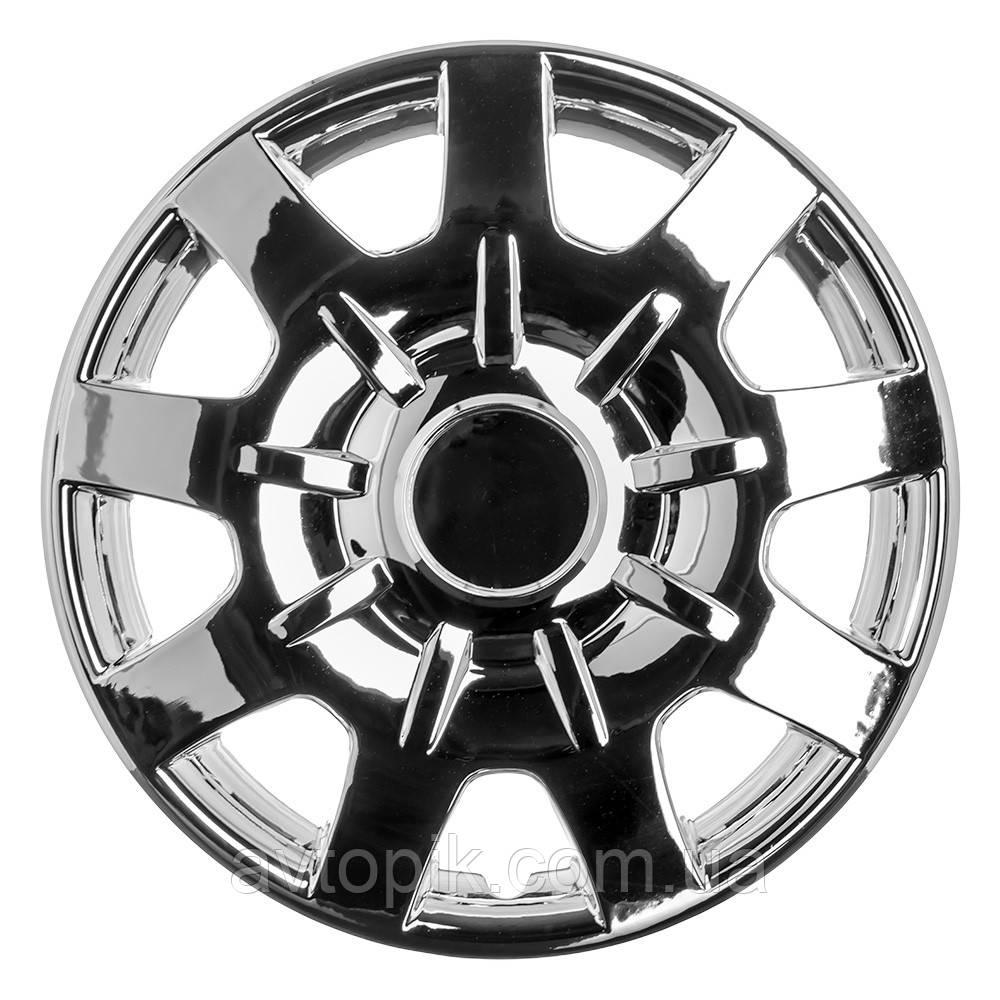 Колпаки колесные хромированные Winjet WJ-5064-C R13 R-3706