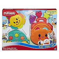 Набор первых игрушек для малышей от 0 до 2 лет Playskool Busy Baby Gift Set