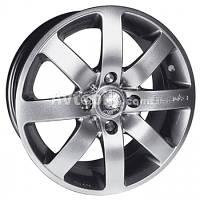 Литые диски Stilauto 4+4 R15 W6.5 PCD4x100 ET38 DIA67.1 (super look)