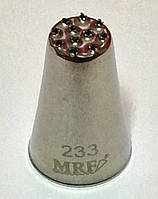 "Насадка д/крема ""Травка"" № 233 (код 05163)"