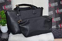 Стильная женская сумка из эко кожи 2в1.