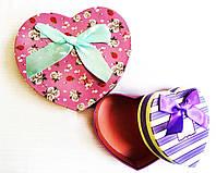 Подарочная коробочка Сердце мини