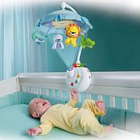 Мобиль с проектором Joy Toy Умный малыш 7180