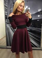 """Стильное молодежное платье мини """" Ретро """" Dress Code"""