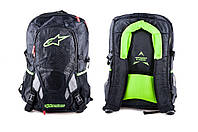 Мото рюкзак Alpinestars Roving Backpack Green