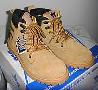 Ботинки замшевые LIKO 37